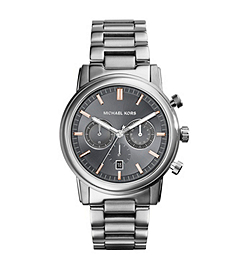 Landaulet Silver-Tone Stainless Steel Watch