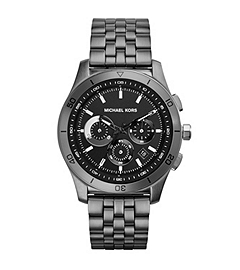 Outrigger Gunmetal Stainless Steel Watch