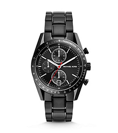 Accelerator Black-Tone Stainless Steel Watch