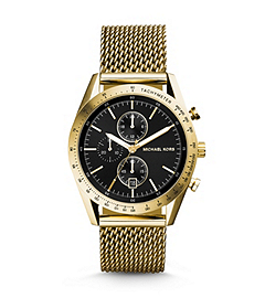 Accelerator Gold-Tone Stainless Steel Watch
