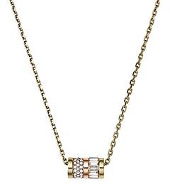 Multi-Tone Pendant Necklace  by Michael Kors