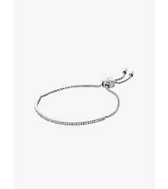 Pavé Silver-Tone Bracelet by Michael Kors