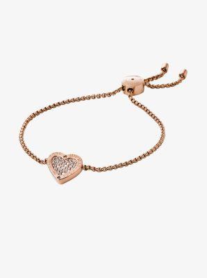 Heart Slider Bracelet  by Michael Kors