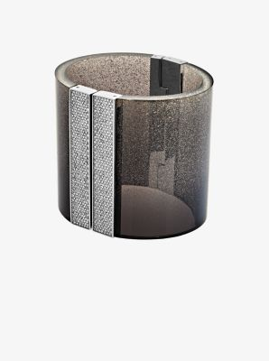 Silver-Tone Statement Cuff by Michael Kors