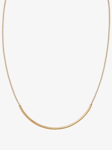 Collana convertibile tonalità oro by Michael Kors