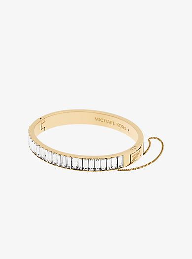 Bracciale baguette tonalità oro by Michael Kors
