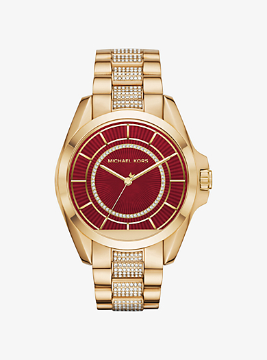 Smartwatch Bradshaw im Goldton by Michael Kors