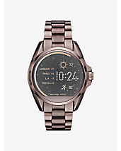 Michael Kors Access Bradshaw Sable-Tone Smartwatch