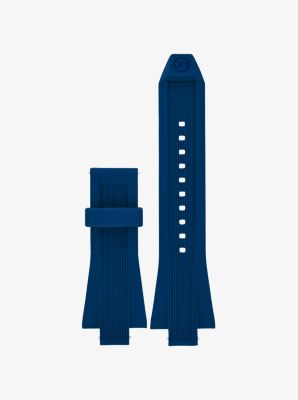 Michael Kors Access Dylan Silicone Smartwatch Strap by Michael Kors