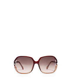 Pipa Tortoise Acetate and Metal Sunglasses