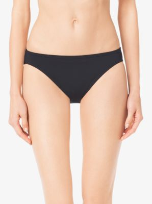 Classic Bikini Bottoms by Michael Kors