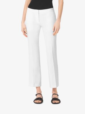 Stretch Cropped Flares by Michael Kors