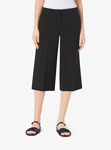 Pleated Culottes by Michael Kors