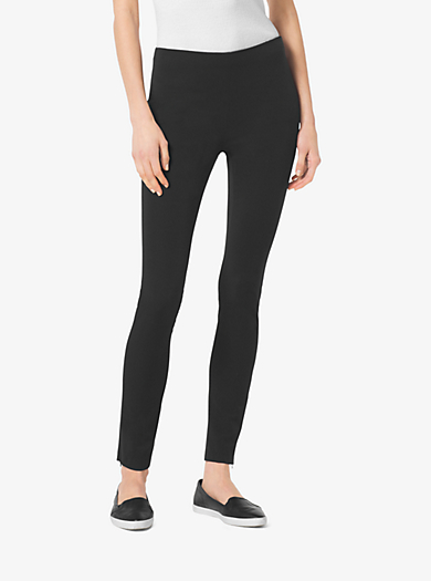 Stretch-Twill Pants by Michael Kors