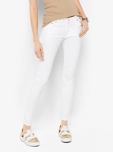 Enganliegende Jeans by Michael Kors