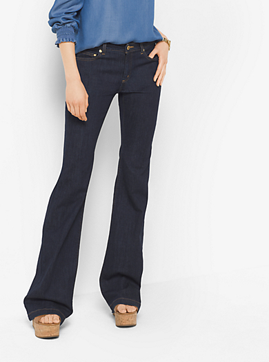Jeans Selma mit Schlag by Michael Kors