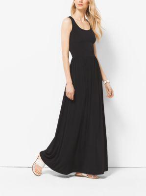 Jersey Maxi Dress by Michael Kors