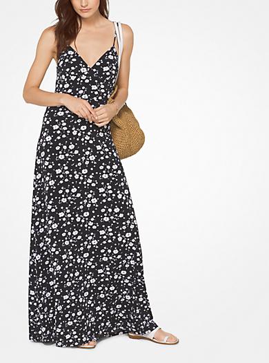 Floral Maxi Dress by Michael Kors