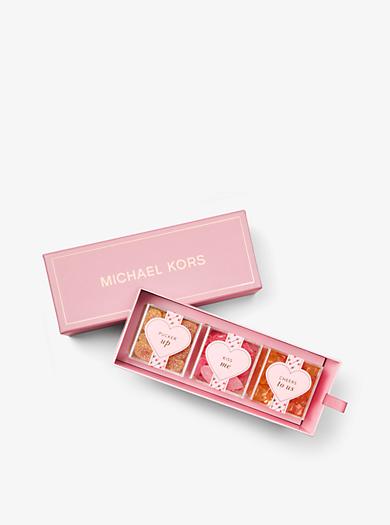 3-Piece Sugarfina Candy Bento Box by Michael Kors
