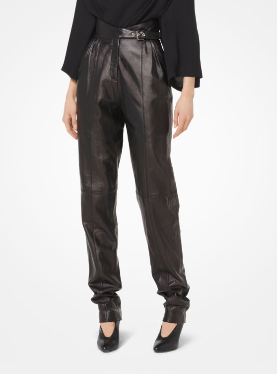 Plongé Pleated Trousers