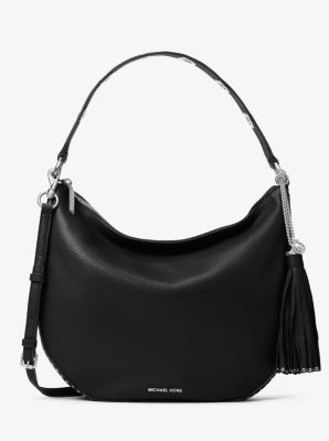 7b93379ad251e Brooklyn Large Convertible Leather Hobo