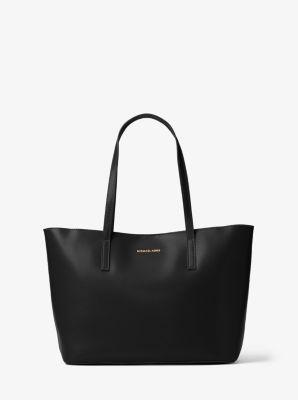 830bd9f19bef Emry Medium Leather Tote | Michael Kors