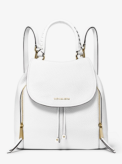 2c9b4369a840 Viv Large Leather Backpack | Michael Kors