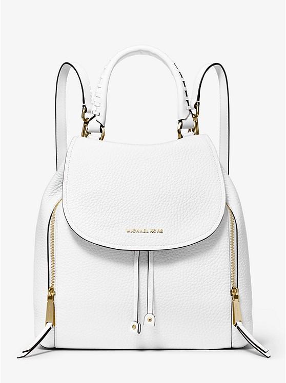 16e07996544 Viv Large Leather Backpack