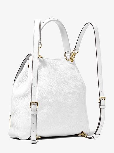 6a48ef59f2869c Viv Large Leather Backpack. Viv Large Leather Backpack. MICHAEL Michael Kors