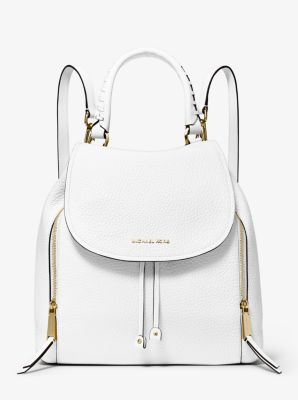 cf09449763a4 Viv Large Leather Backpack