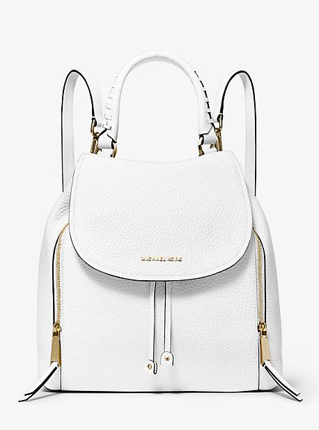 3d981cab06d6 Viv Large Leather Backpack