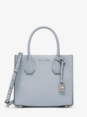ac03016ae1ed Mercer Medium Pebbled Leather Crossbody Bag | Michael Kors