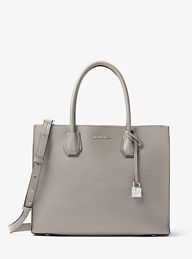 ec6bbeb3de68 Mercer Large Leather Tote. Find a Store. Sign Up for updates from Michael  Kors