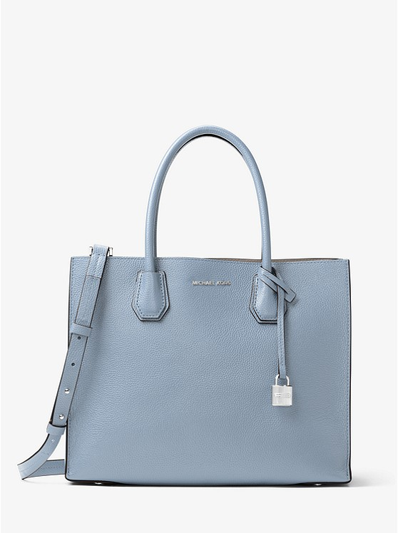 Mercer Large Leather Tote ...