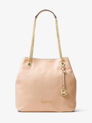 871ec90dbb99 Jet Set Large Leather Shoulder Bag. Find a Store. Sign Up for updates from  Michael Kors