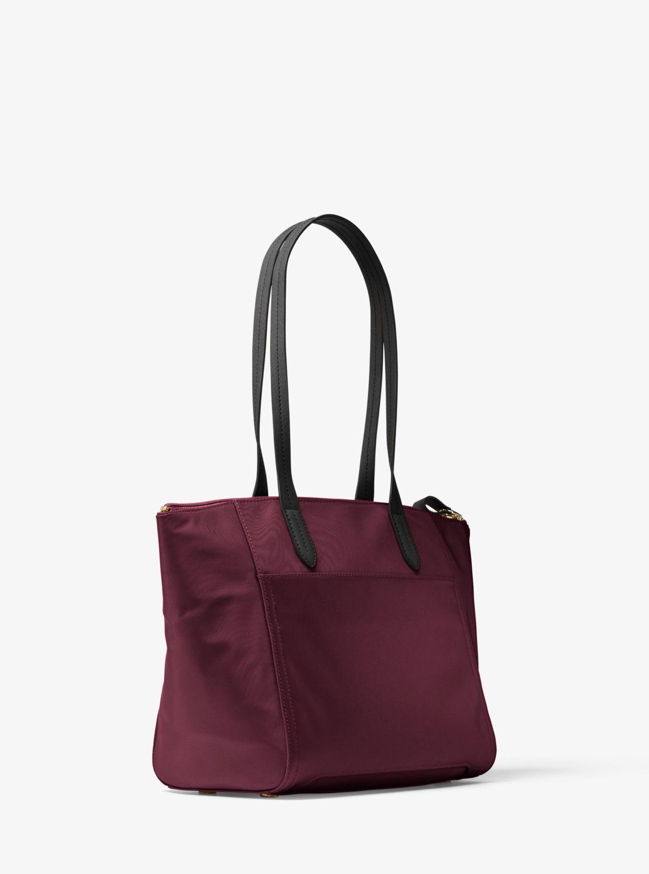 478bbb3ebf798 ... Kelsey Medium Nylon Tote Bag Kelsey Medium Nylon Tote Bag. MICHAEL  Michael Kors