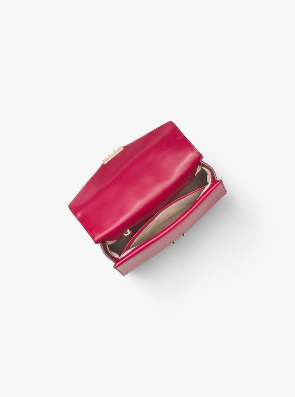 Michael Kors - Sacoche Sloan en cuir à couleurs contrastées avec logo - 3