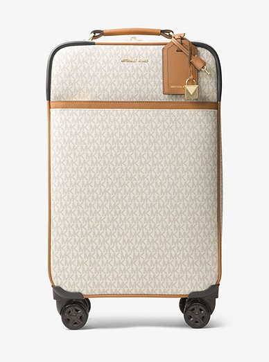 b6183158c Jet Set Travel Logo Suitcase   Michael Kors