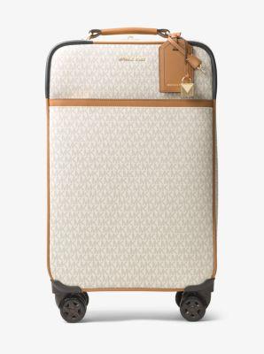 89d05b930 Jet Set Travel Logo Suitcase | Michael Kors