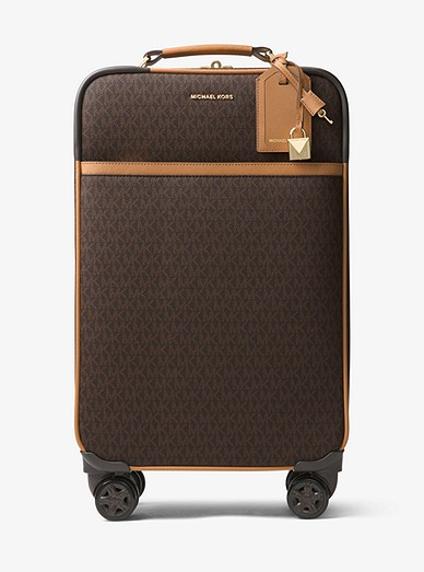 Jet Set Travel Logo Suitcase   Michael Kors 8ddc191a91