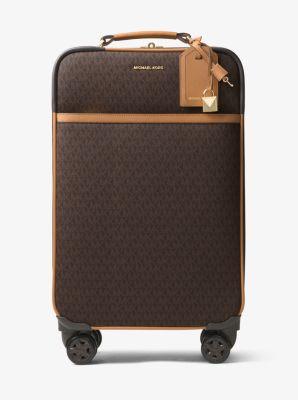 40603fab42f0 Jet Set Travel Logo Suitcase | Michael Kors