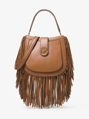 93c1191c0fe4 We're sorry, 'Lillie Medium Fringed Leather Shoulder Bag' is no longer  available