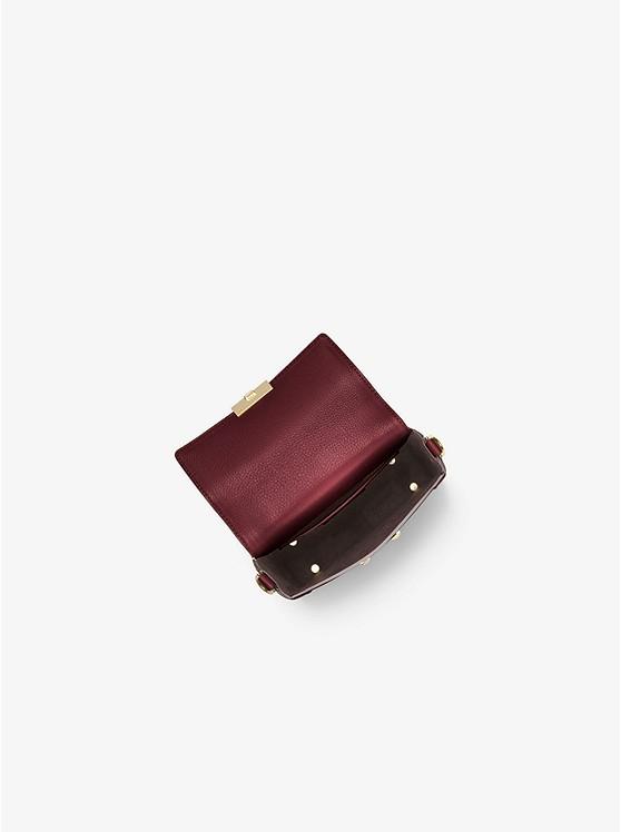 f42ace86e0aea Jayne Small Pebbled Leather Trunk Bag Jayne Small Pebbled Leather Trunk Bag  ...