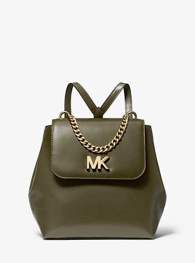 f7f4844516dbbb Mott Leather Backpack | Michael Kors