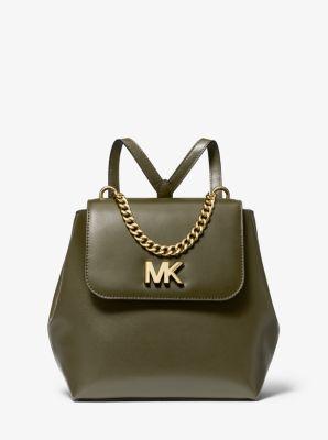 Mott Leather Backpack Michael Kors