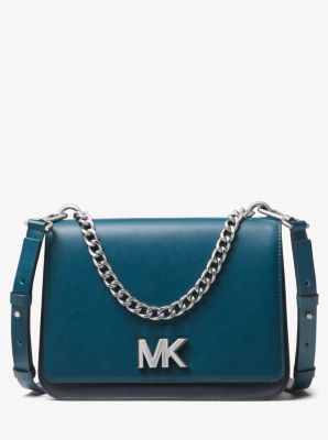 26d5fe8bffe2 Mott Leather Crossbody | Michael Kors