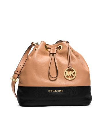 Michael Kors Brown Shoulder Bag By Brand World Of Watches