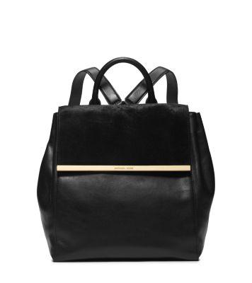 lana hair calf and embossed leather backpack michael kors rh michaelkors com