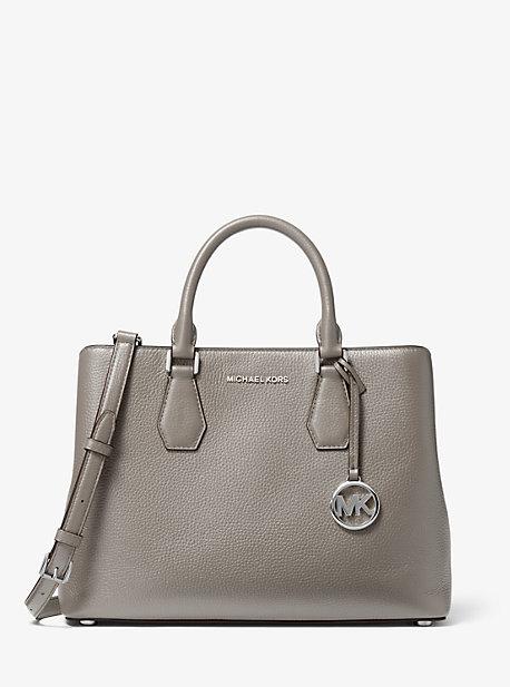 Grand sac à main Camille en cuir