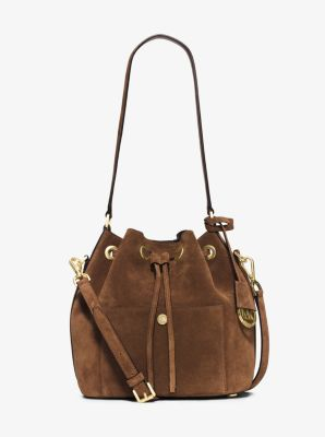 Greenwich Suede Bucket Bag  88f08fe0eff59